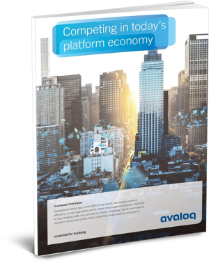 3D_Cover Avaloq WP Competing in todays platform economy